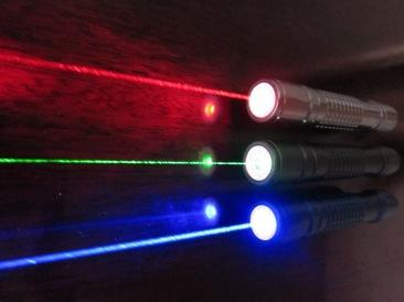 Focus-laser
