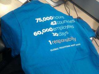 Volunteering Campaign, @Morgan Stanley. By Abhishek_Kumar